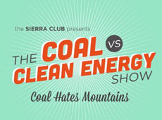 The Coal vs Clean Energy Show: Coal Hates Mountains